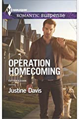 Operation Homecoming: A Protector Hero Romance (Cutter's Code Book 6) Kindle Edition