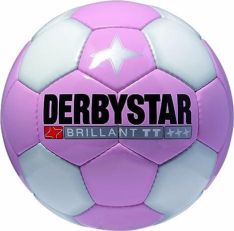 Derbystar Brilliant TT Komen - Balón de fútbol femenino, color ...