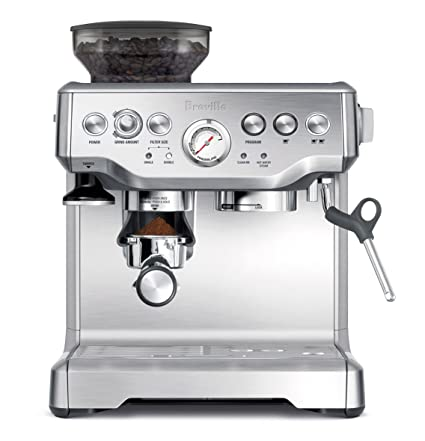 Breville BES870XL Barista Express Best Espresso Machine