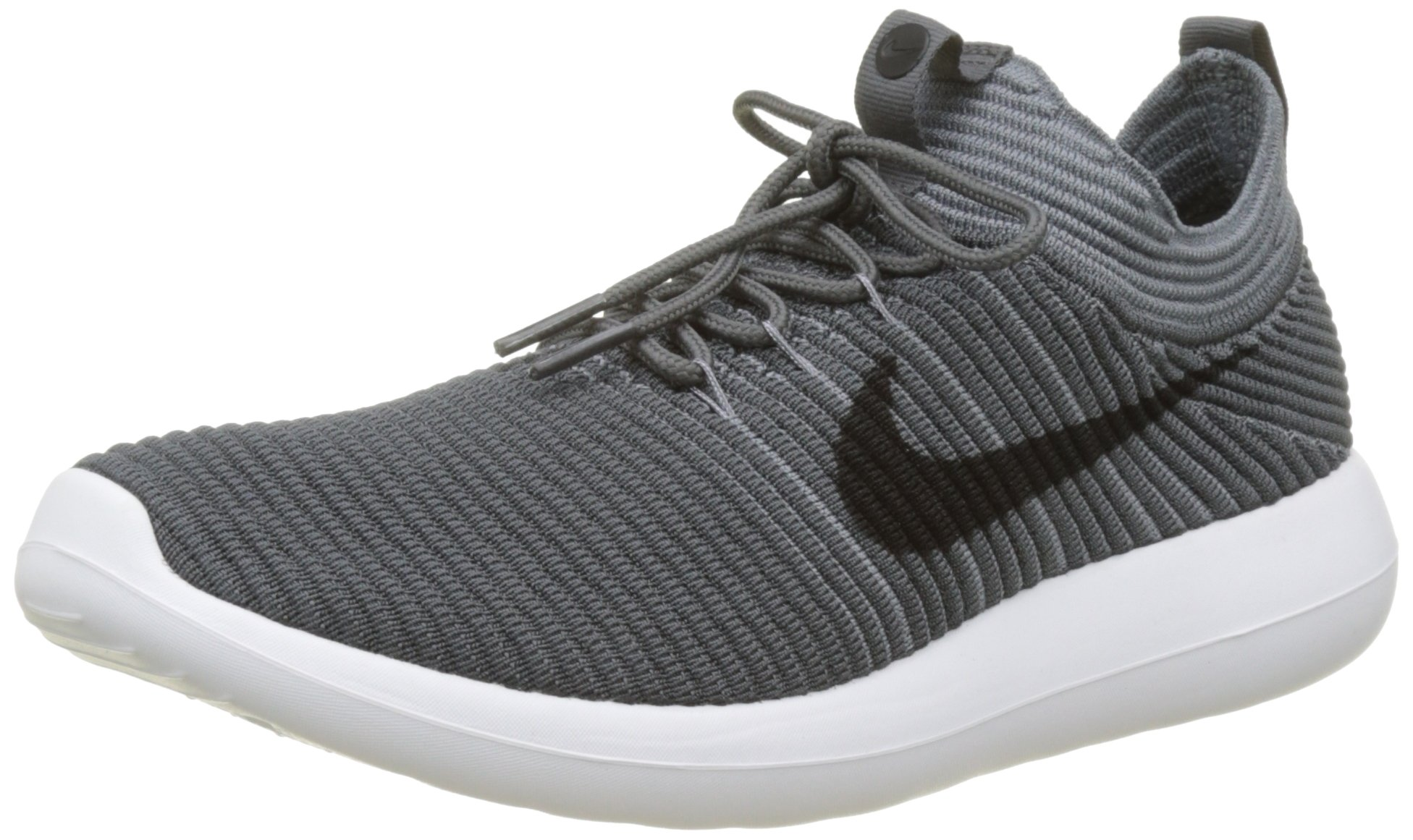 best service 4e6d4 588bd Nike Men's Roshe Two Flyknit V2 Dark Grey/Black-Cool Grey 918263-001 Shoe  9.5 M US Men