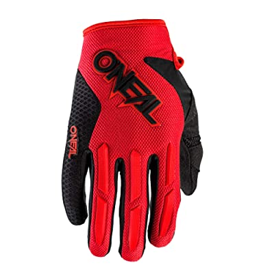 O'Neal E030-308 Element Unisex-Adult Glove (Red, 8), 2 Pack: Automotive