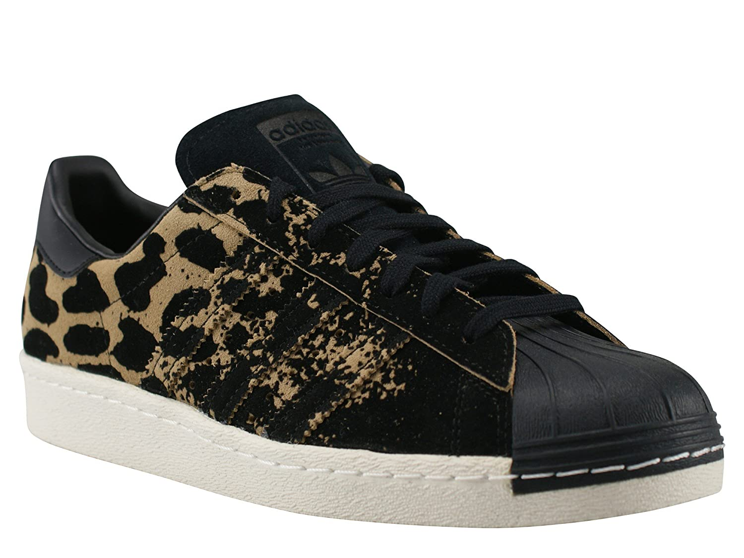 Koop Adidas Superstar 80S W S81328, Womens, Black, sneakers