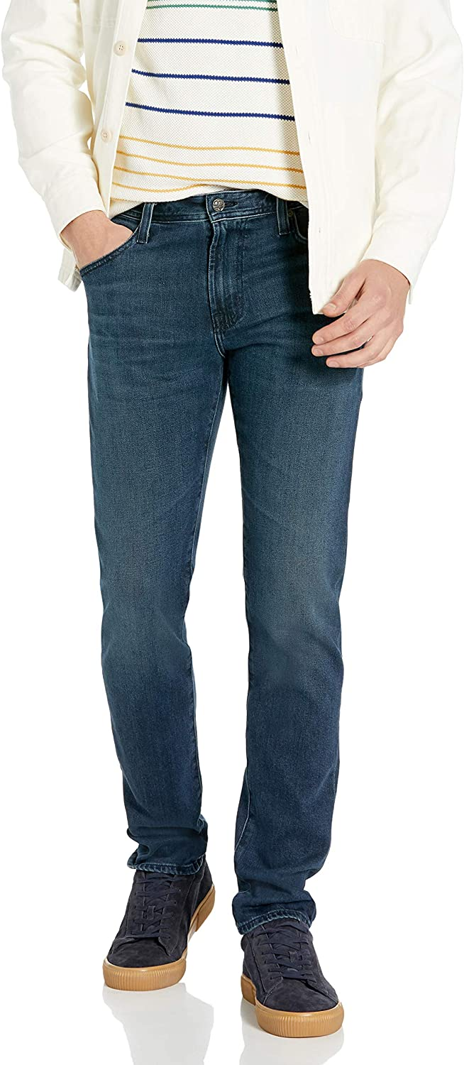 AG Adriano Goldschmied Men's The Tellis Modern Slim Leg Denim Jean