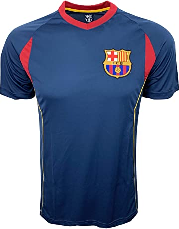 1aacdc5c FCB Barcelona Training Jersey, for Kids and Adults, Performance Polyester - Shirts