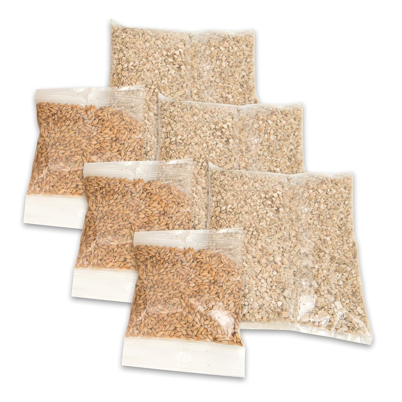 Catit Cat Grass Kit - Pack of 3 for the Catit Senses Grass Planter Hagen 43162W