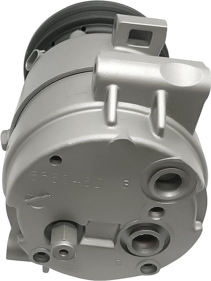 RYC Remanufactured AC Compressor and A//C Clutch FG276
