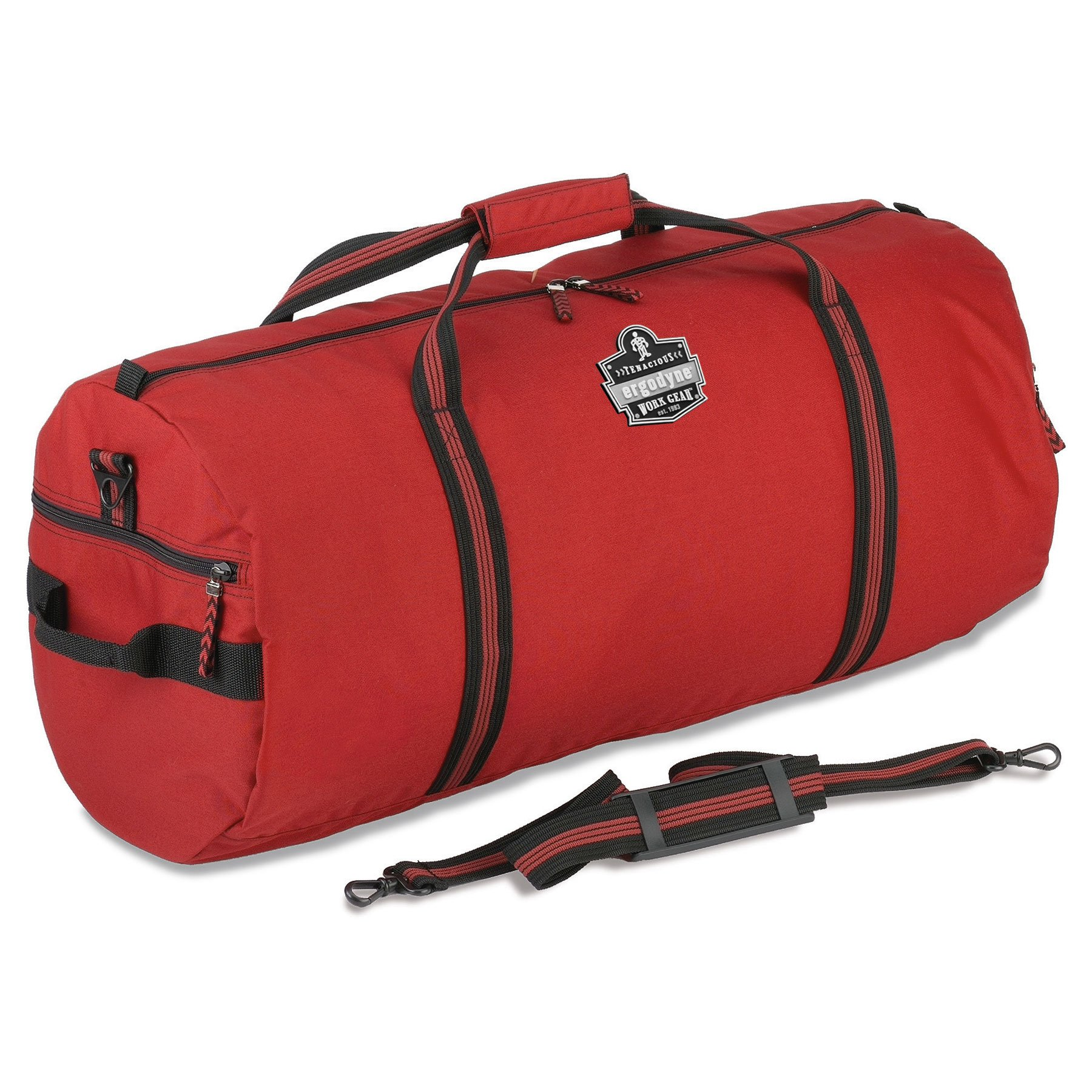 Ergodyne - GB5020 M Red Duffel Bag - Medium