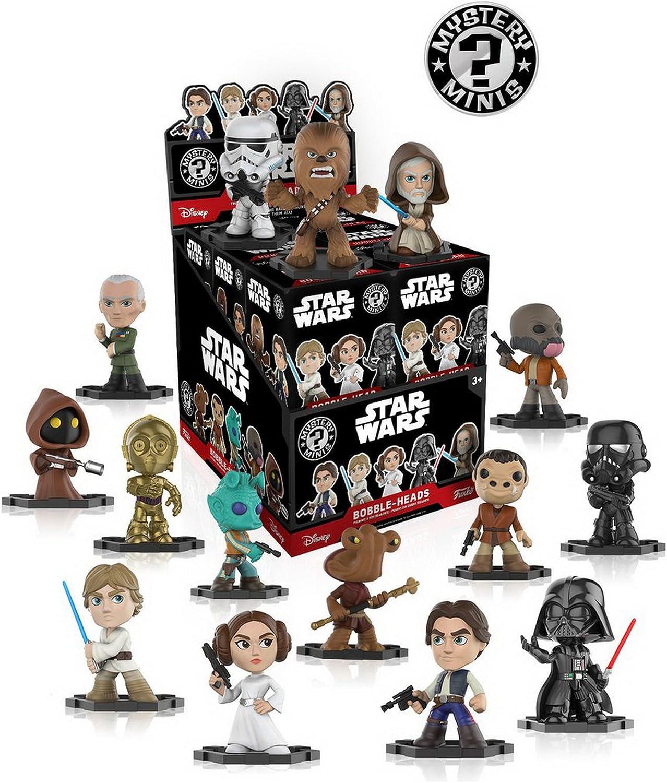 Han Solo Star Wars Classic Funko Mystery Mini Bobble Figure