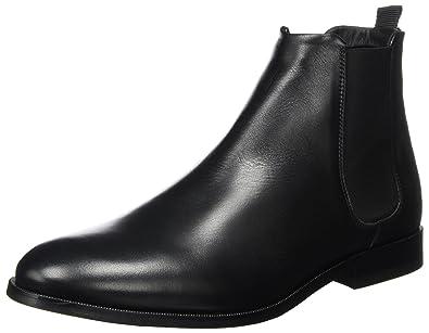 Cast Classic Suede, Chelsea Boots Homme, Schwarz (Black), 41 EURoyal Republiq