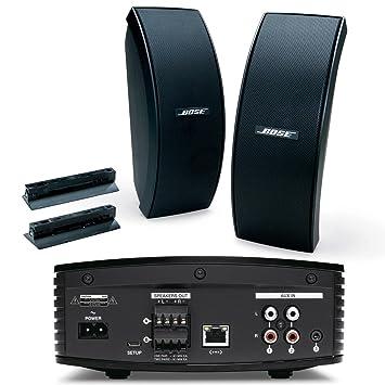 Bose soundtouch sa-5 Bluetooth y WiFi habilitado Amplificador w/151 se exterior Sistema
