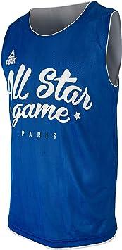 Ligue Nationale de Basket Officiel Maillot De Basketball Mixte