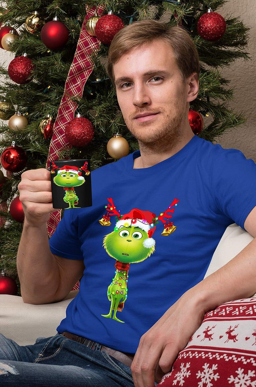 Christmas Baby Grinch Cute T-Shirt Long Sleeve Sweatshirt Hoodie