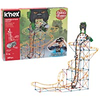 Amazon.com deals on K'NEX Thrill Rides Panther Attack Roller Coaster Building Set 690 Pieces