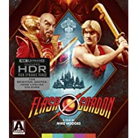 Flash Gordon [4K Ultra HD / UHD] [Blu-ray]