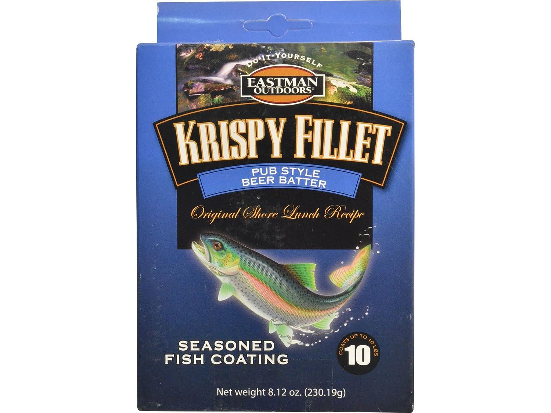 Eastman Outdoors Krispyフィレット魚Batter 8.12 Oz B07B75RMHZ