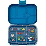 YUMBOX Original (Empire Blue) Leakproof Bento Lunch Box Container for Kids