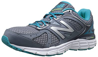 New Balance Women\u0027s W560V6 Running Shoe, Grey/Silver/Sea Glass, ...
