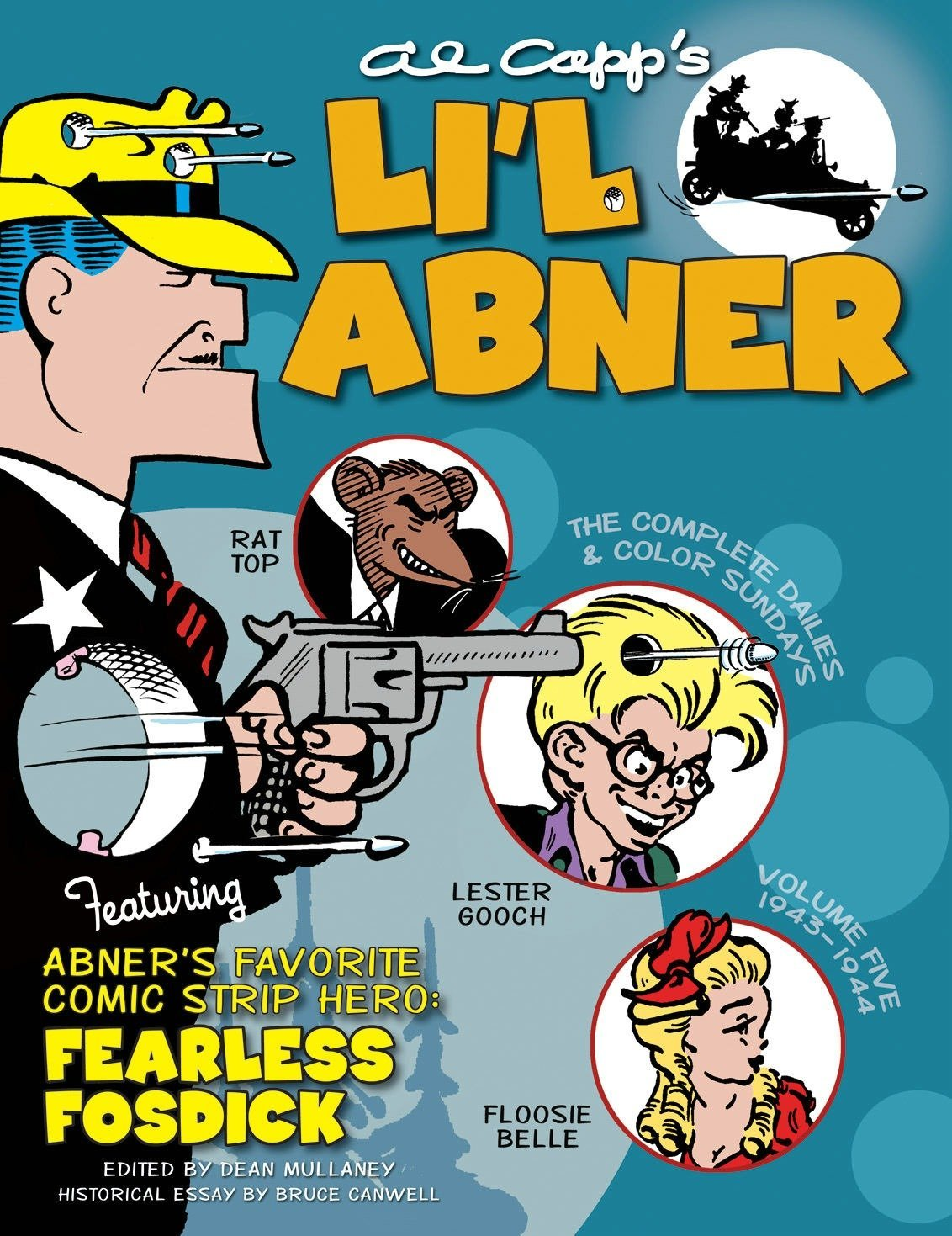 Li'l Abner: The Complete Dailies and Color Sundays, Vol. 5: 1943–1944 PDF