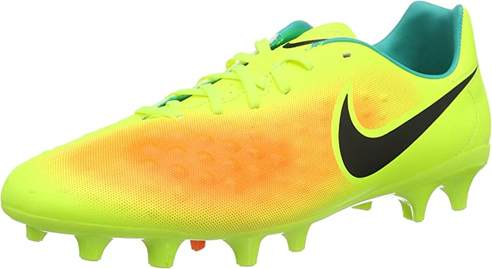 prosa Vagabundo Marcar  Nike Men's Magista Onda Ii Fg Black/Total Crimson Soccer Shoes