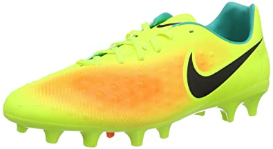 low priced b2f6f c5b76 Nike Herren Magista Onda II FG Fußballschuhe Gelb (VoltBlacktotal Orange