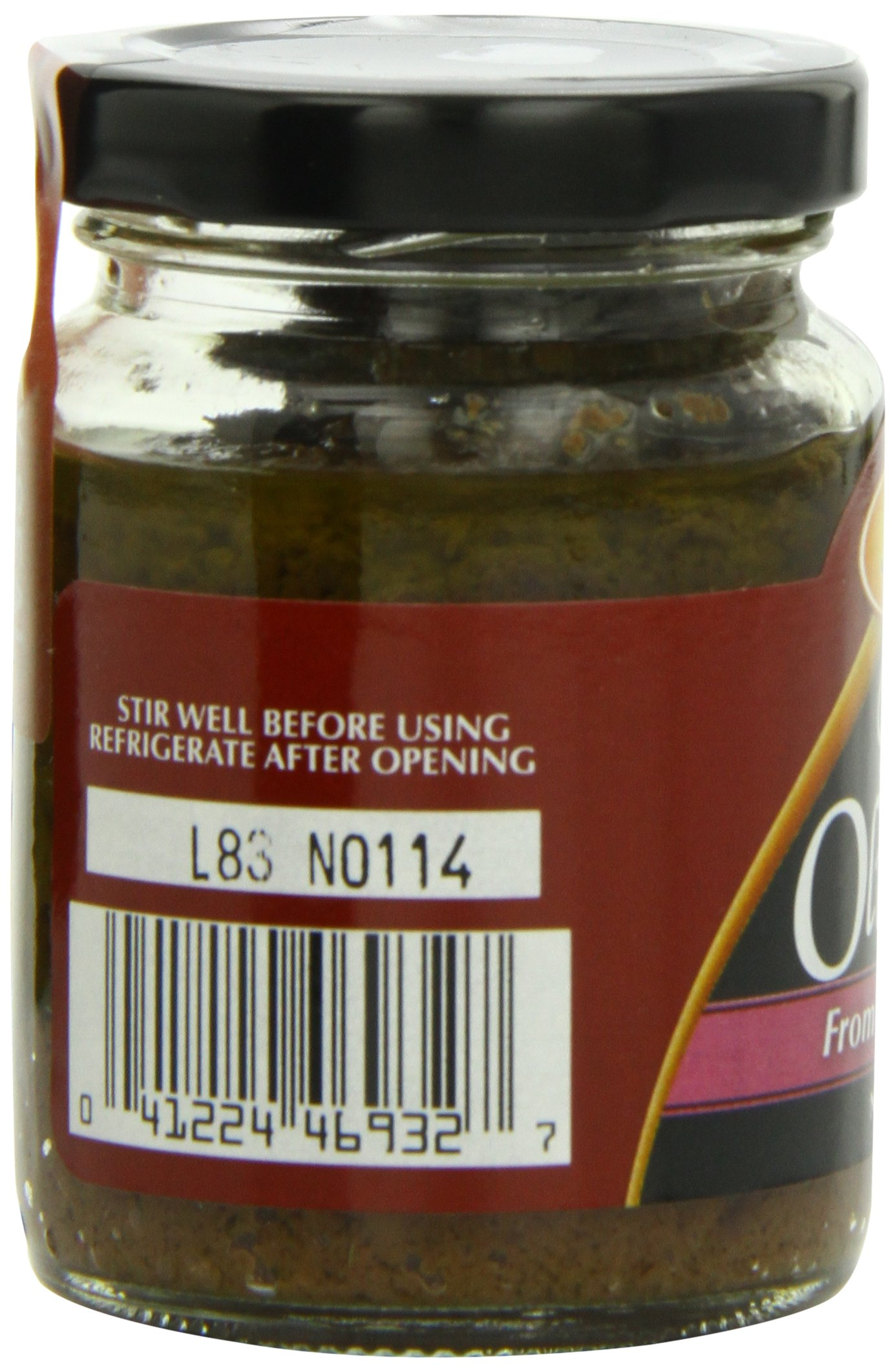 Roland Olive Paste, Black, 3 Ounce (Pack of 6) by Roland