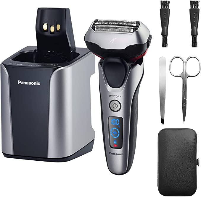 Panasonic ES-LT7N-S Arc - Sistema de afeitadora eléctrica de 3 ...