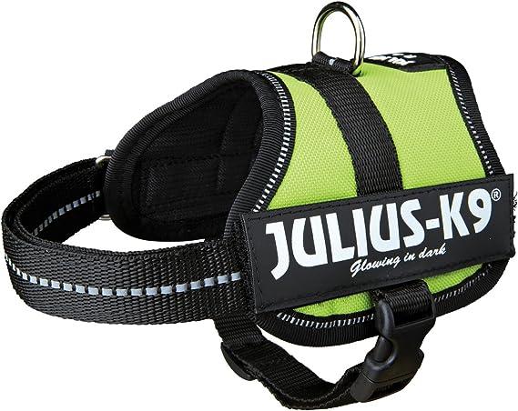 Trixie - Arnés modelo Julius-K9 para perro (L-XL/Verde militar ...