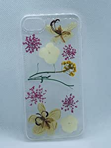 Real dried flowers For iPhone xs case