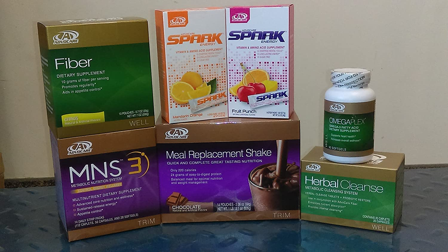 Advocare products cost - Amazon Com Advocare 24 Day Challenge Product Bundle Chocolate Health Personal Care