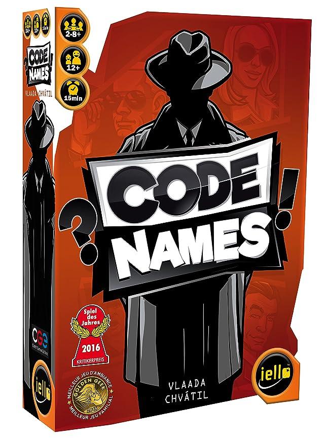 Codenames jeu de société