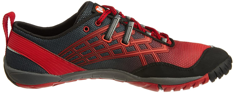 MerrellTrail Running Shoe-M - Trail Glove 2 Hombre, Rojo (Carmesí), 15 D(M) US: Amazon.es: Zapatos y complementos