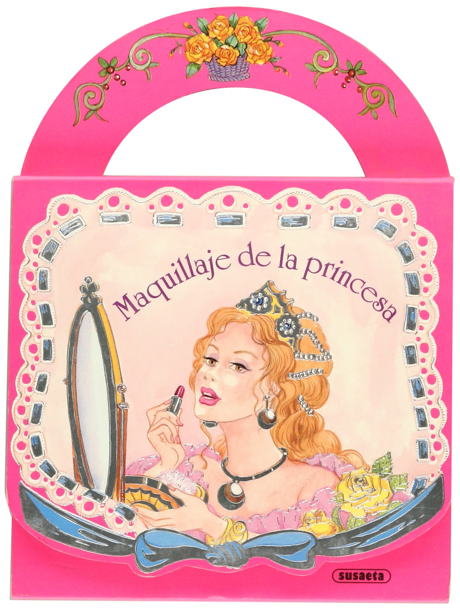Amazon.com: Maquillaje de La Princesa (Spanish Edition) (9788430553457): Carmen Guerra: Books