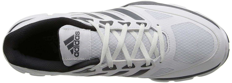 Adidas Speed Trainer Herren Herren Herren Laufschuh, Weiß-Carbon Met - Größe  45 EU 09195d