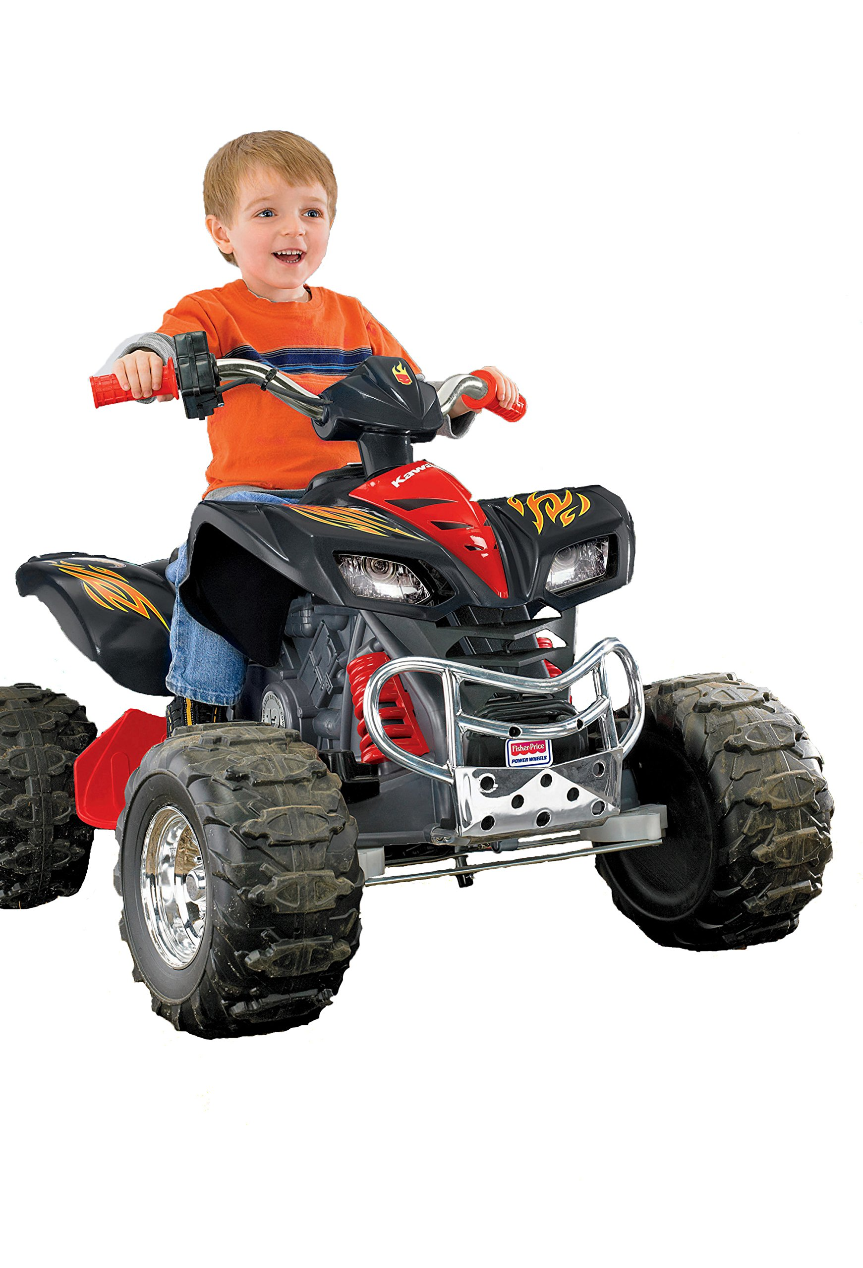 Power Wheels Hot Wheels Kawasaki KFX by Fisher-Price