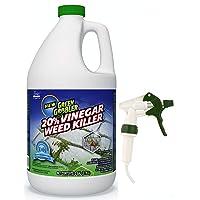 Green Gobbler Vinegar Weed & Grass Killer | Natural and Organic Weed & Grass Killer...
