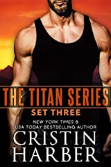 The Titan Series: Set Three (Titan Box Set Book 3) Kindle Edition