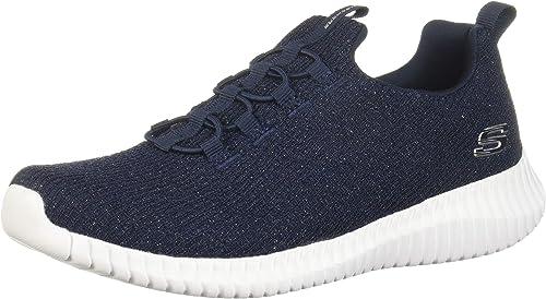 manipular Derribar Empuje  Skechers Zapatillas de Deporte para Mujer: Amazon.com.mx: Ropa, Zapatos y  Accesorios