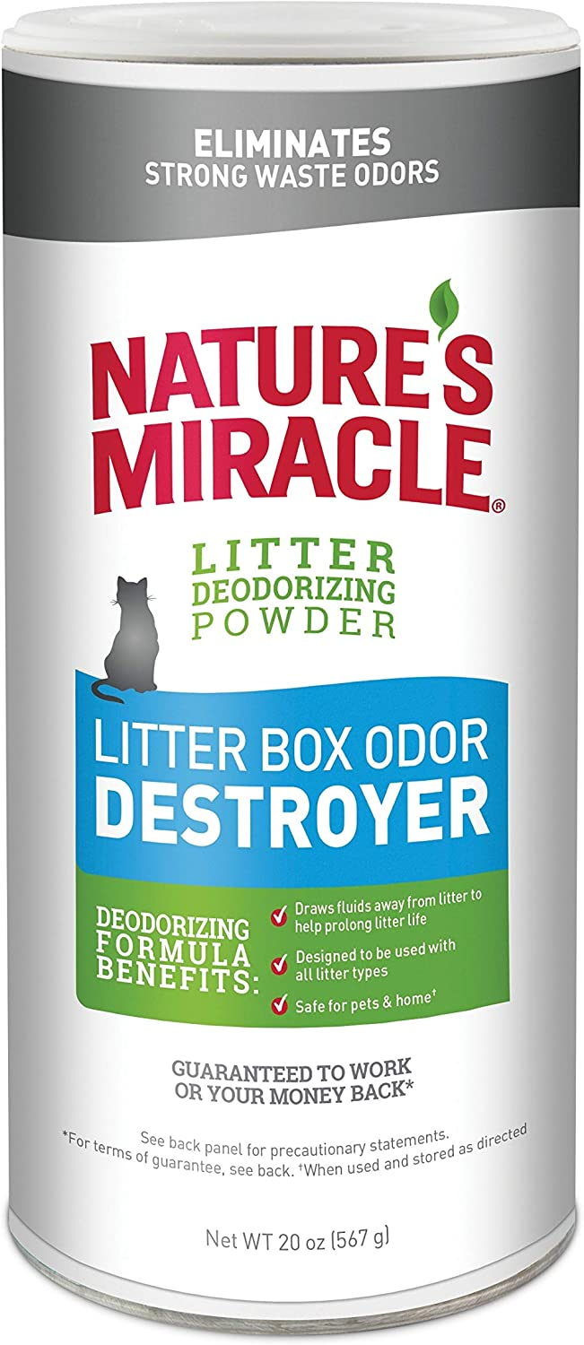 Nature's Miracle Just for Cats Odor Destroyer
