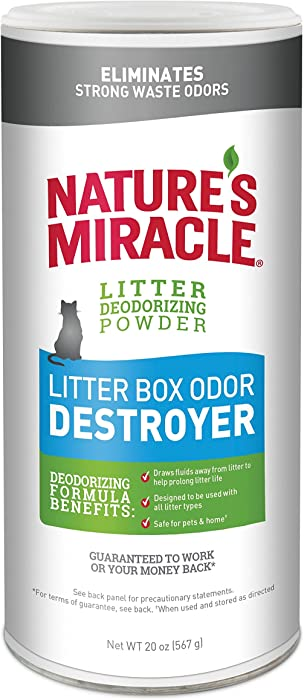 Top 9 Natures Miracle Oder Cat Liter