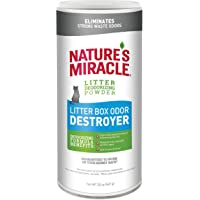 Nature's Miracle Litter Box Odor Destroyer