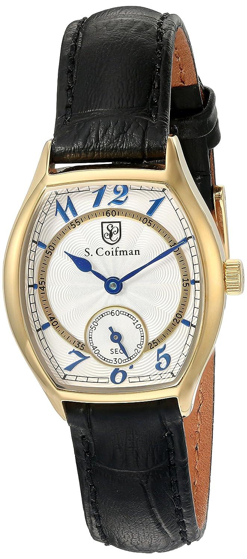 S.Coifman Damen- Armbanduhr Analog Quarz SC0326