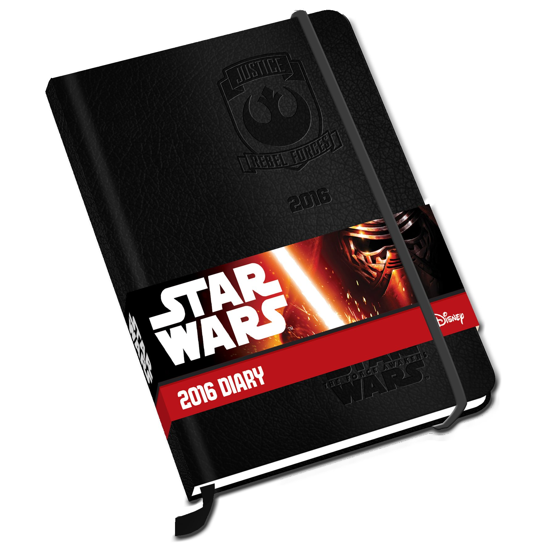 The Official Star Wars Episode VII (A5) 2016 Diary: Amazon ...