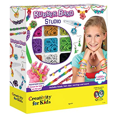 Creativity for Kids Rubber Band Studio: Toys & Games