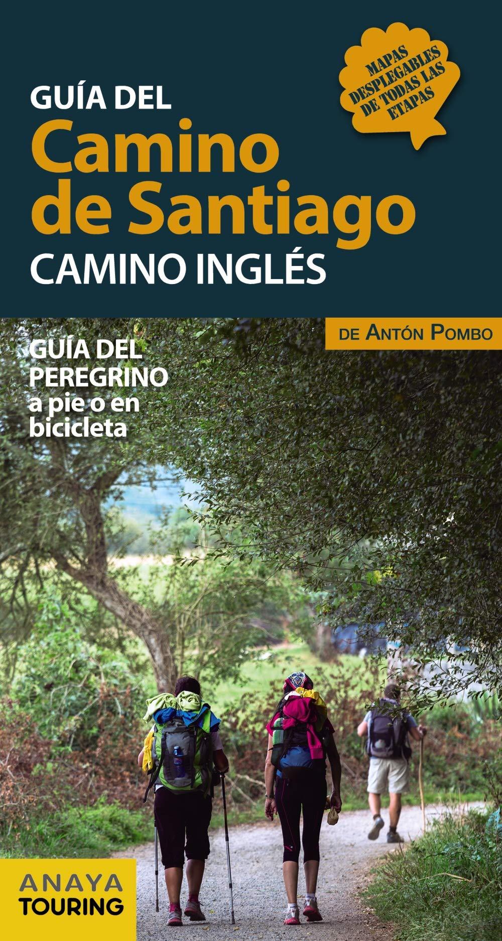 Guía del Camino de Santiago. Camino Inglés: Amazon.es: Anaya ...