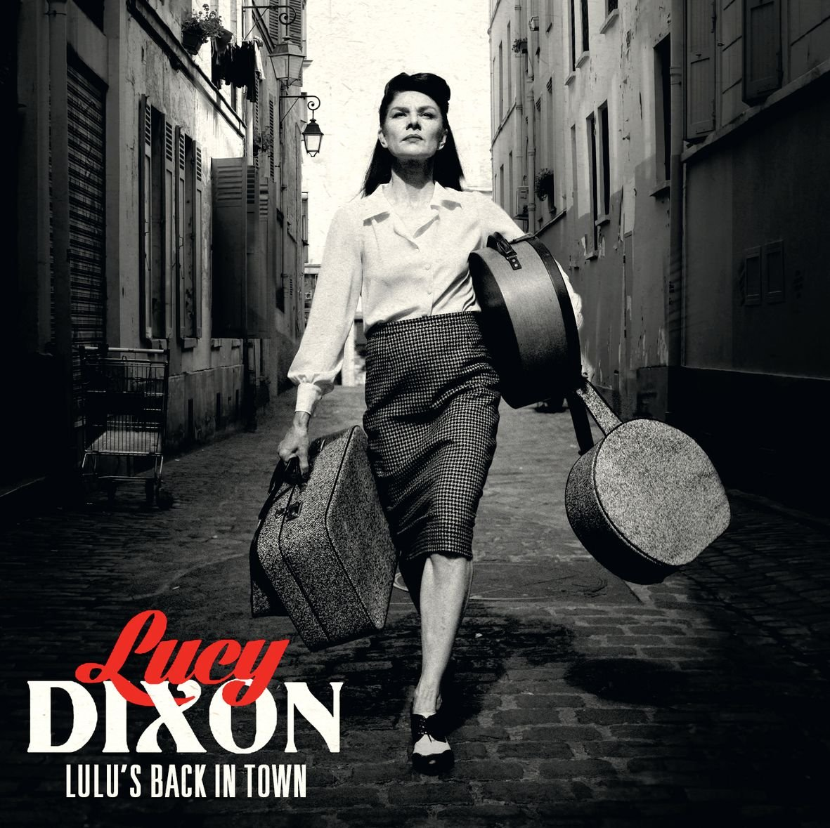 Lulu'S Back in Town: Lucy Dixon, Umlaut Big Band Horns With Pierre ...