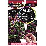Melissa & Doug Art Butterfly Scratch, 1 EA
