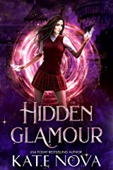Hidden Glamour: A Why Choose Paranormal Academy Romance (Misfits of Magic Book 3) Kindle Edition