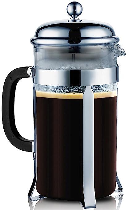 SterlingPro French Coffee Press --8 Cup/4 Mug (1 liter, 34 oz)