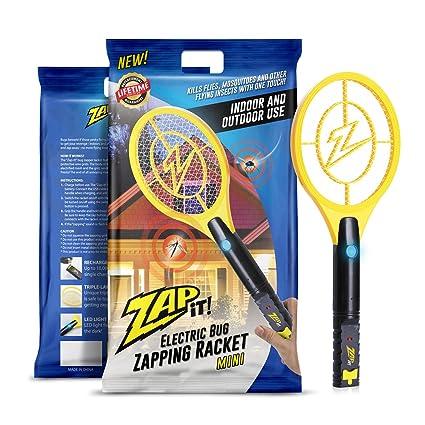 2b69a4c4ae60f4 ZAP IT! Mini Bug Zapper - Electric Mosquito