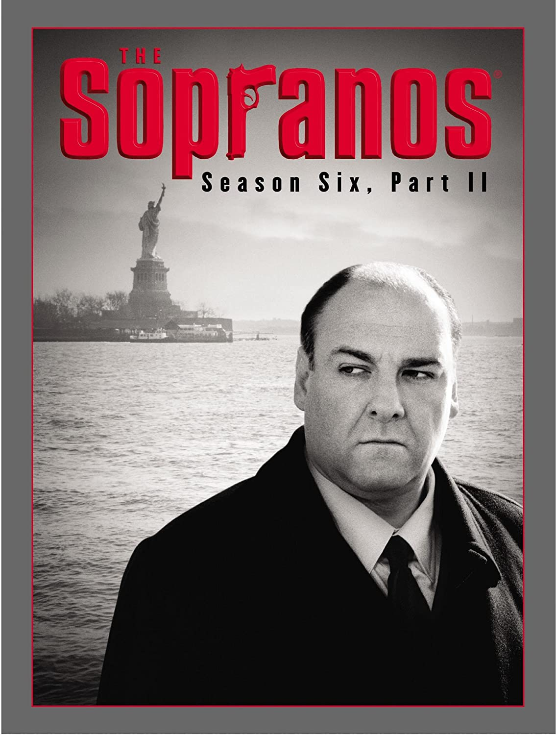 The Sopranos: Season Six, Part 2 Edie Falco James Gandolfini Michael Imperioli Tony Sirico